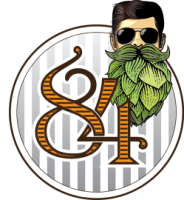 Brouwerij 84 Logo